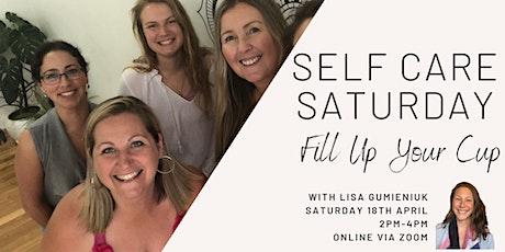 Self-Care Saturday tickets