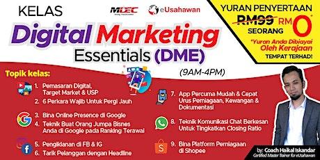 Eusahawan Free Digital Marketing Class (Government Subsidized) tickets