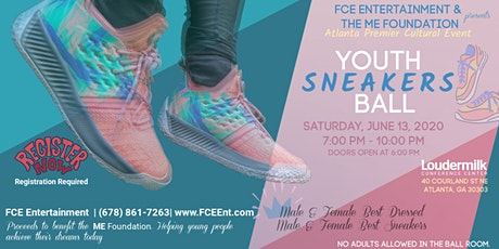 FCE Entertainment Youth Sneakers Ball tickets