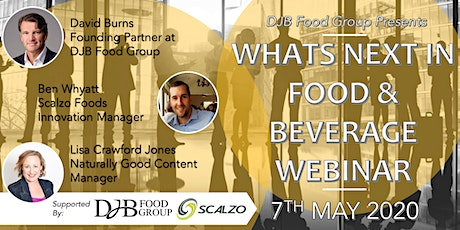 Whats Next in Food and Beverage? tickets