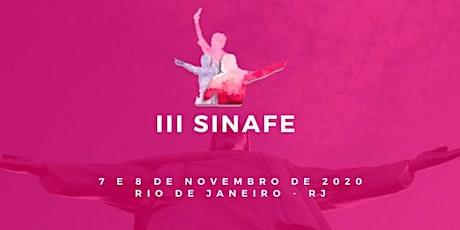 III SINAFE - Simpósio Feminino 2020 bilhetes