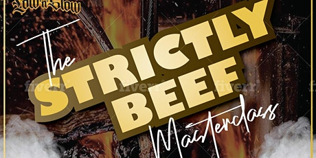 Strictly Beef Masterclass tickets