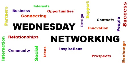 Wednesday Networking with Mr Jianghui Yuan tickets