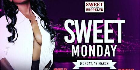 Sweet Mondays Free Afterwork mixer tickets