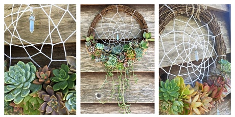Succulent Dreamcatcher tickets