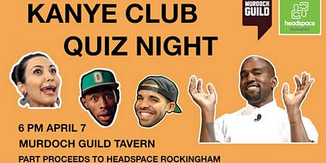 Kanye Club Quiz Night! tickets