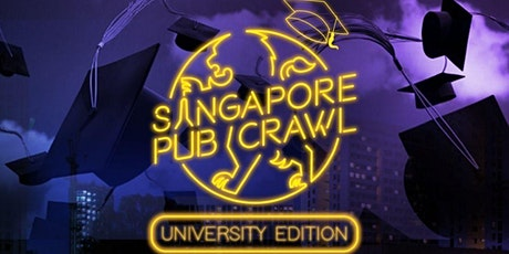 University Edition Pub Crawl tickets