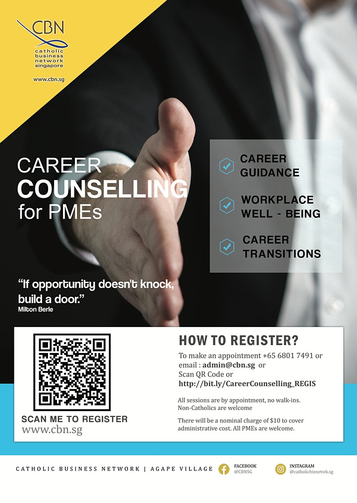 CBN Career Counselling image