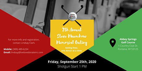 7th Annual Steve Muenchow Memorial Outing tickets