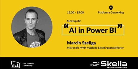 Lviv Power BI User Group Meetup #2 tickets