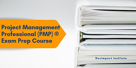 Project Management Professional (PMP) ® Exam Prep Course tickets
