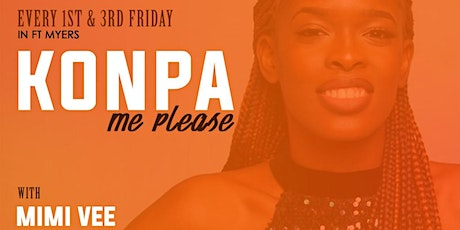 Konpa Me Please in Ft Myers every 1st & 3rd Friday tickets