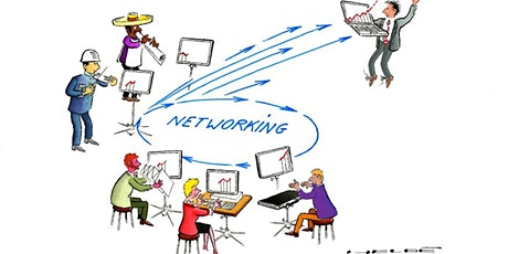 Networking Meeting + Coaching collectif LinkedIn par André Dan - 9 juin 2020 tickets