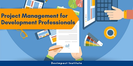 Training on Project Management for Development Professionals tickets