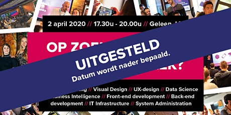Connect//Career - Uitgesteld tickets