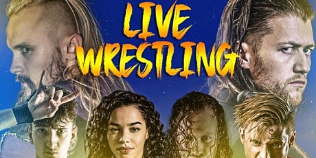 Triumph Pro Wrestling Vol 3. 'This one's a prequel!' tickets