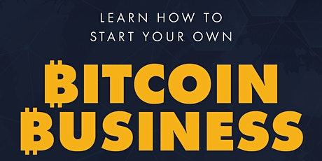 Introduction to bitcoin and peer-to-peer finance tickets