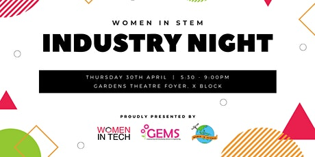 Women in STEM Industry Night tickets