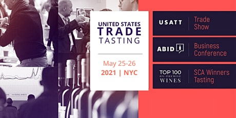 2021 USA Trade Tasting Visitor Registration Portal tickets