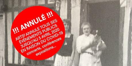 Annulé! THÉÂTRE² / Les Années tickets