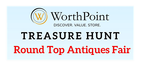 Antique Fair Treasure Hunt in Round Top TX tickets