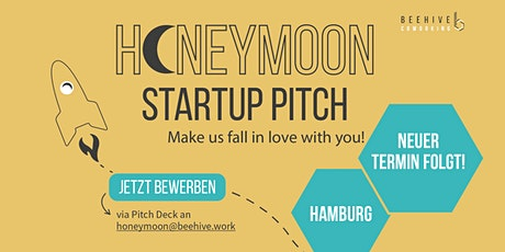 HONEYMOON Startup Pitch #7 tickets
