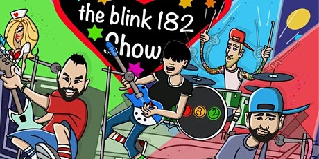 The Blink 182 Show + Jimmy Ate World tickets