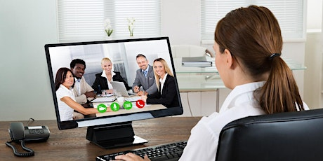 Effective online meetings webinar  tickets