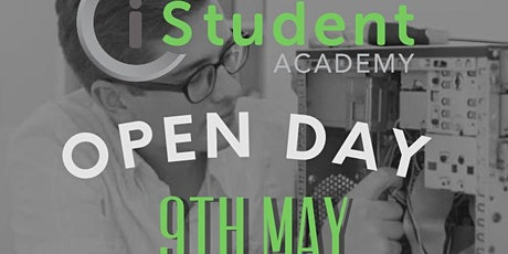 iStudent Academy JHB: Open Day 9 May 2020 tickets