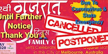 60th Garavi Gujarat Day Family Celebration 2020 tickets