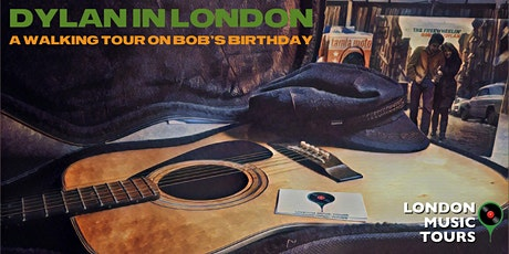 Dylan In London tickets