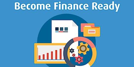 Becoming Finance Ready Masterclass tickets