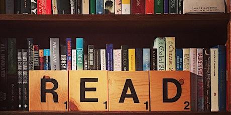 Wellbeing Book Club - Online tickets
