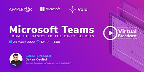 Microsoft Teams: from the basics to the dirty secrets billets
