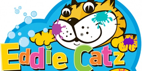 Eddie Catz Wimbledon July Mess It Up Messy Play *BEACH THEME* tickets