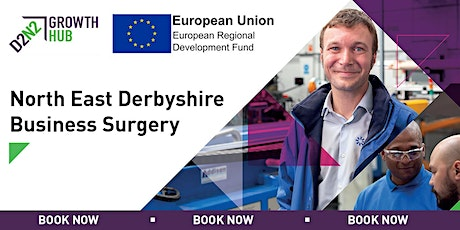 North East Derbyshire Business Surgeries - 6th May 2020 tickets