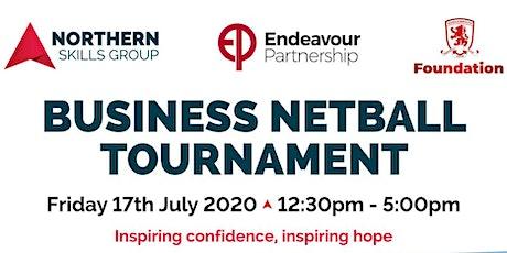 MFC Foundation Business Netball Tournament tickets