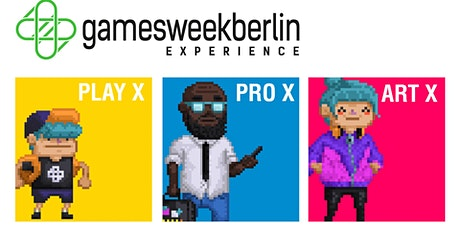 Press/media - gamesweekberlin 2020 Tickets