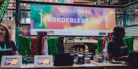 BorderlessLive 2020 tickets