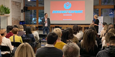 InnovateWork Vancouver #3 - Evolution of HR, Talent and Tech tickets