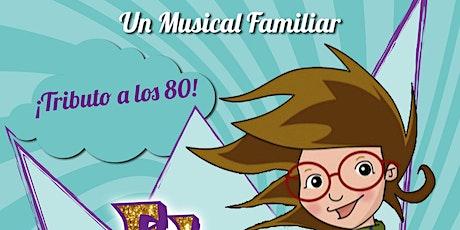 «El Reino del Revés» Musical familiar en Triana entradas