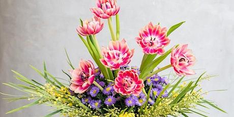 Elegant Japanese Floral Workshop tickets