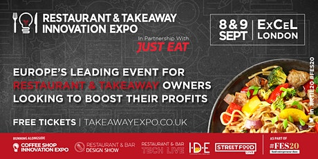 Restaurant & Takeaway Innovation Expo tickets