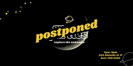 space parties (EVENT POSTPONED - DATE TBD) tickets