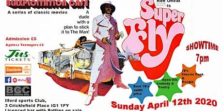 BLACK CINEMA CLUB presents BLAXPLOITATION CAFÉ - SUPERFLY (1972) tickets
