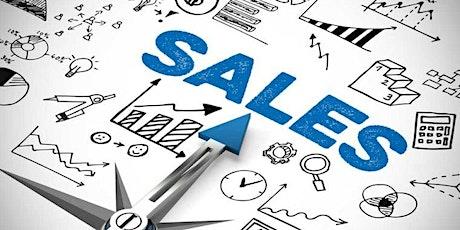 Sales Skills Masterclass tickets
