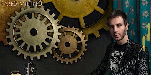 Guitarist Fabio Mittino: Live Online