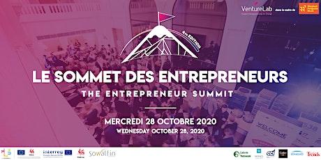 Le Sommet des Entrepreneurs - The Entrepreneur Summit tickets