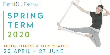 FlexKids / FlexTeen Spring Term 2020 (April 20 - June 27) tickets