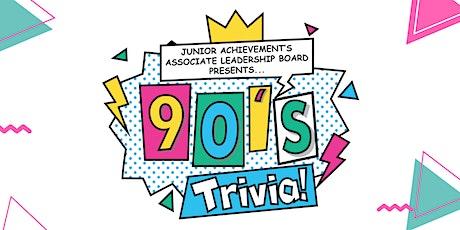 JA 90's Trivia Night tickets